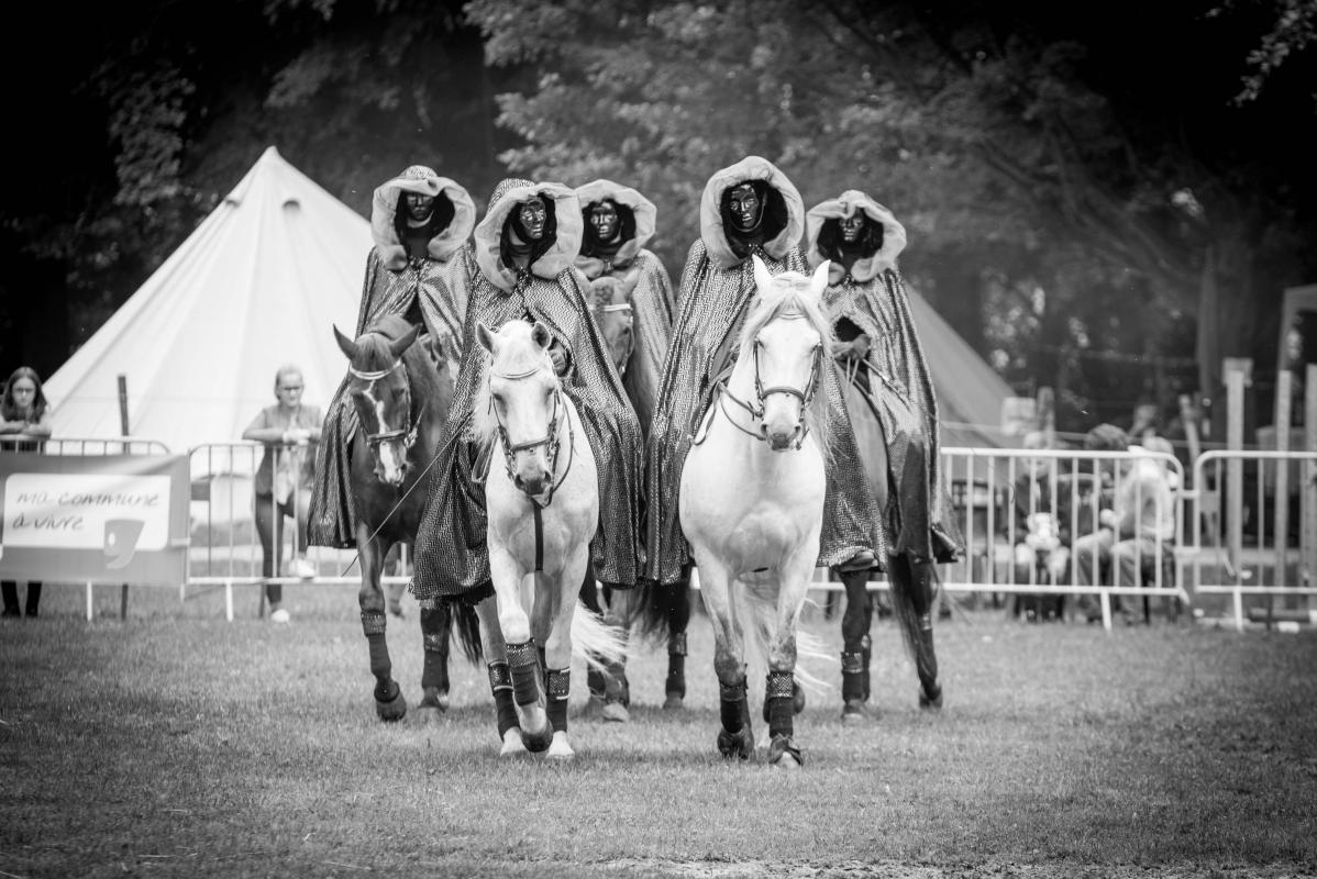 La pasion del caballo - Mystéria