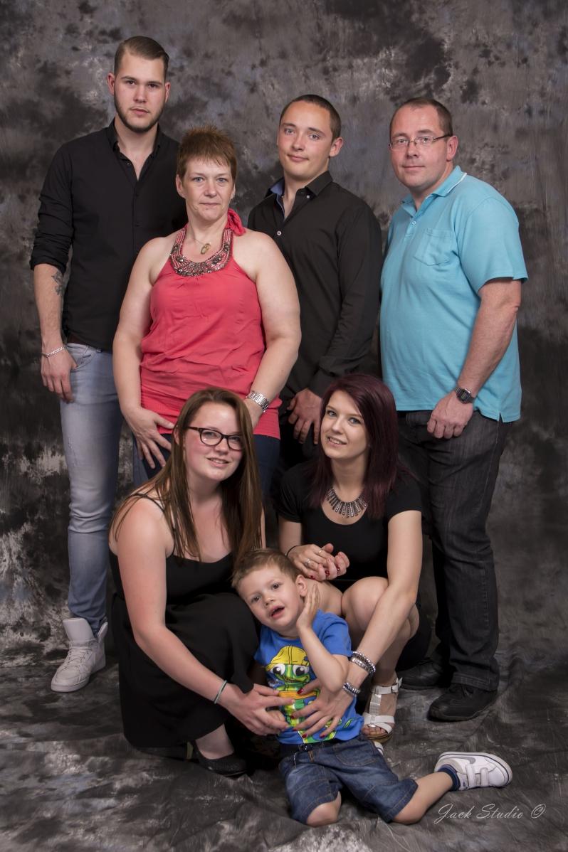 Jack studio photographe portrait - Famille
