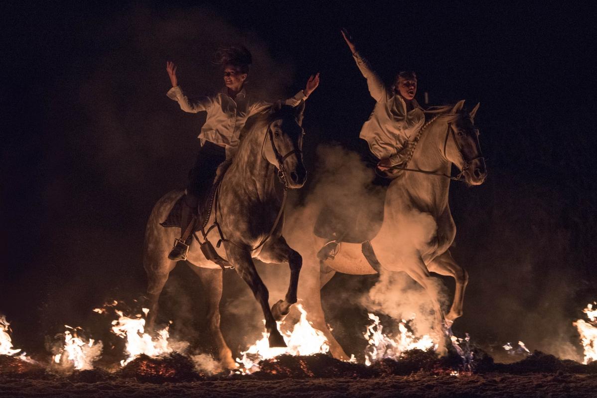 Les cavaliers du sud