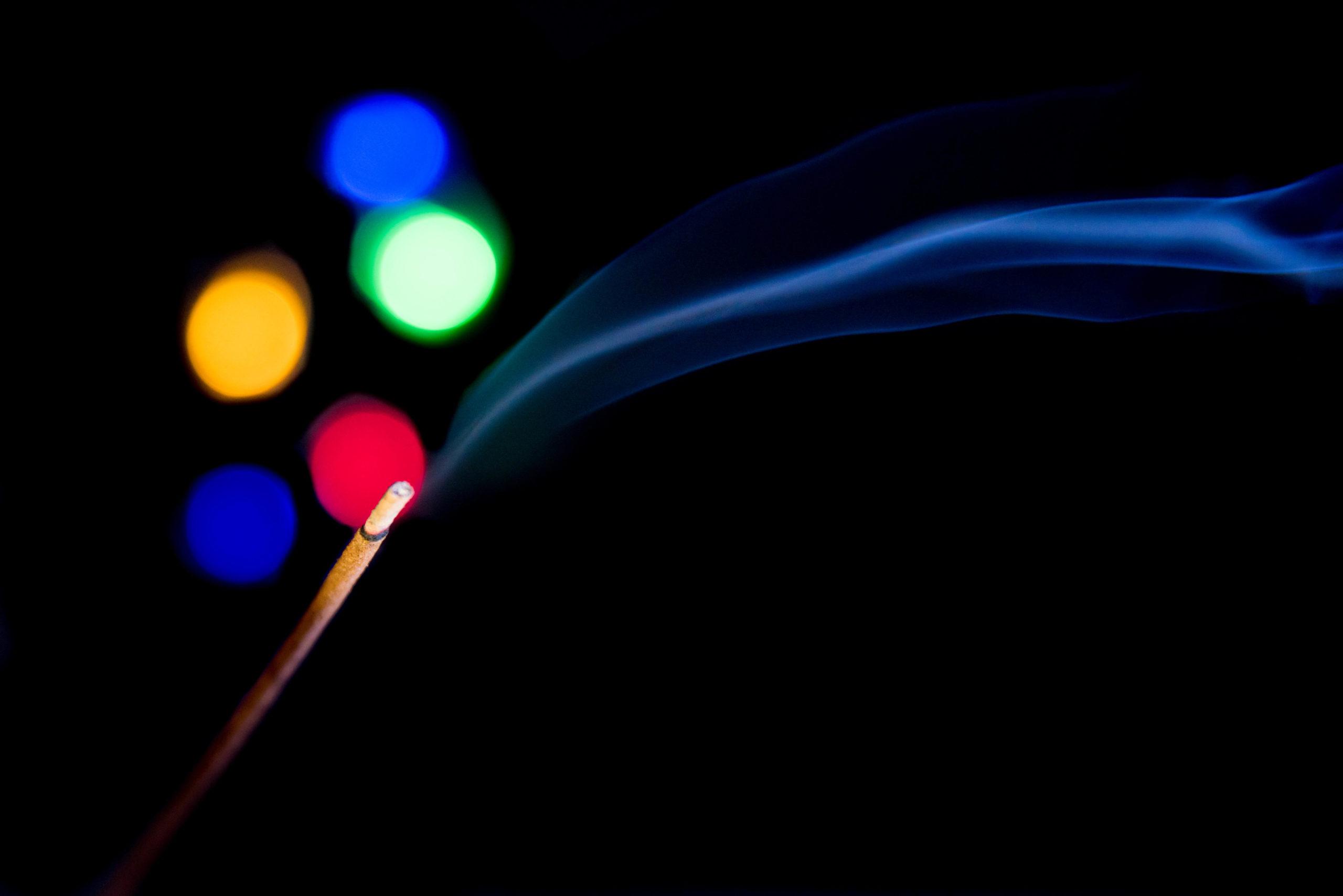 Packshot fumée