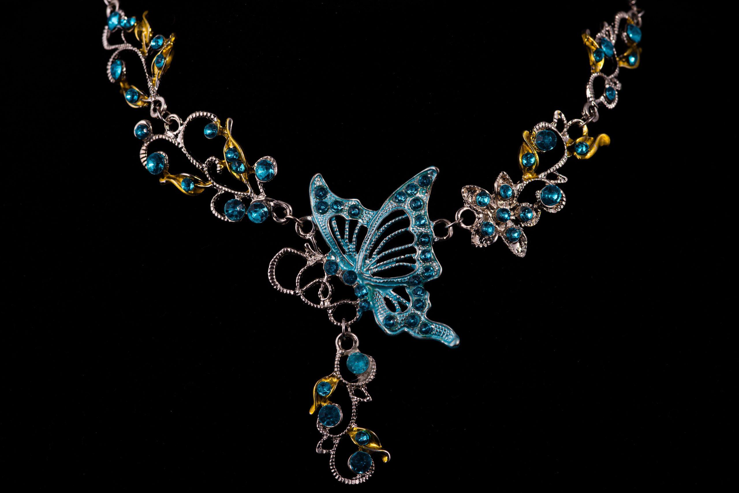 Bijoux - Papillon