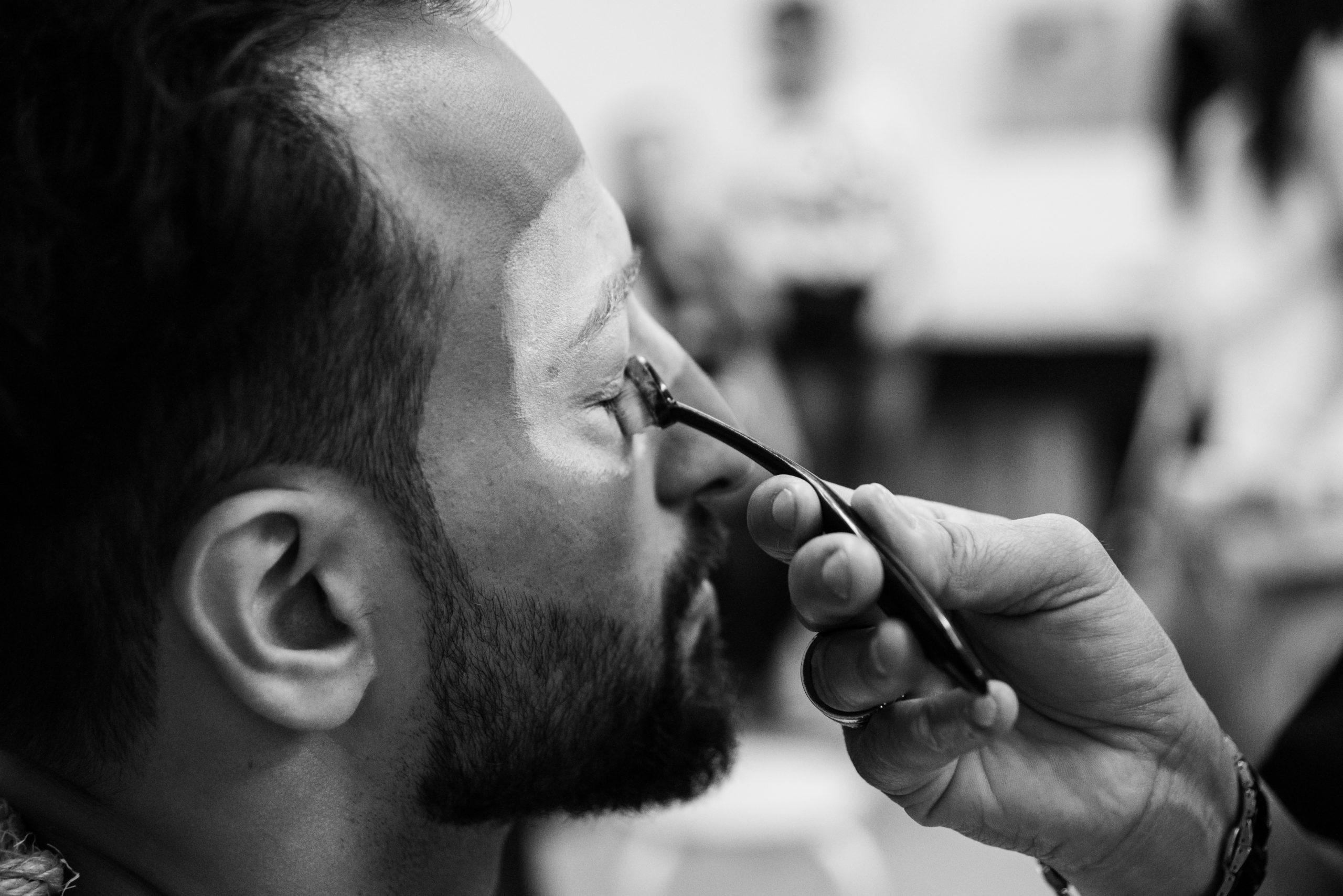 Reportage maquillage professionnel